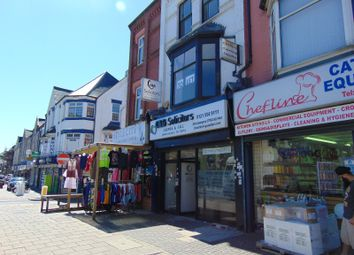 Thumbnail Commercial property for sale in Soho Road, Handsworth