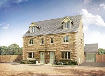 "Thumbnail 4 bed semi-detached house for sale in ""The Farmcote"" at Malleson Road, Gotherington, Cheltenham"