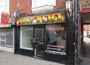 Thumbnail Retail premises to let in 94 Tavistock Street, Bedford, Bedfordshire