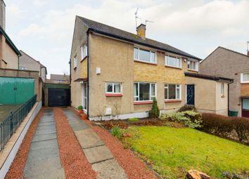 Thumbnail 3 bed semi-detached house for sale in 7 Fox Covert Avenue, Edinburgh