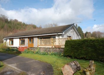 Thumbnail 3 bed detached bungalow for sale in Strathken, New Galloway, Castle Douglas