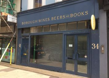 Thumbnail Retail premises to let in 34 Robertson Street, Hastings
