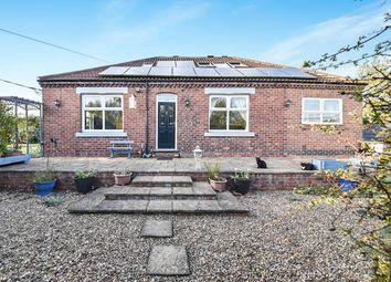 Thumbnail 5 bed detached bungalow for sale in Red Barn Lane, Newton, Alfreton
