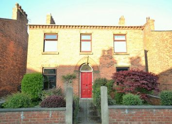 Thumbnail 4 bed detached house for sale in Station Road, Croston, Leyland