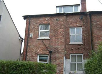 Thumbnail 2 bed flat to rent in 52A Manchester Rd, Ws