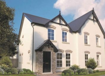 Thumbnail 3 bed semi-detached house for sale in River Hill Grove, Comber, Newtownards