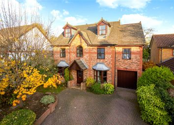 Thumbnail 5 bed detached house for sale in Matham Road, East Molesey, Surrey