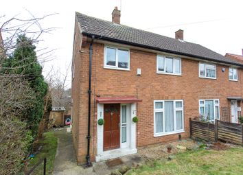 Thumbnail 3 bed semi-detached house to rent in Queenshill Drive, Moortown