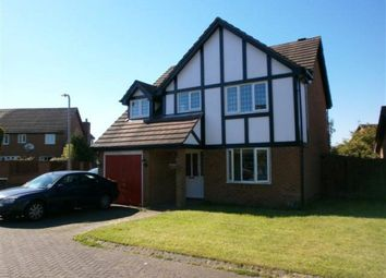 Thumbnail 4 bed detached house to rent in Rowan Close, Hollywood, Birmingham