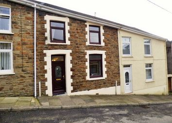 Thumbnail 3 bed terraced house for sale in Pant Street, Pant Y Gog