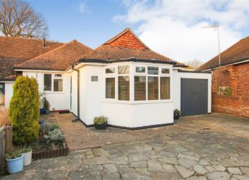 Thumbnail Semi-detached bungalow for sale in Oakhurst Gardens, East Grinstead, West Sussex