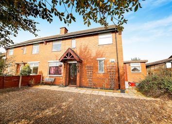 Thumbnail 3 bed semi-detached house for sale in Lime Avenue, Weaverham, Northwich