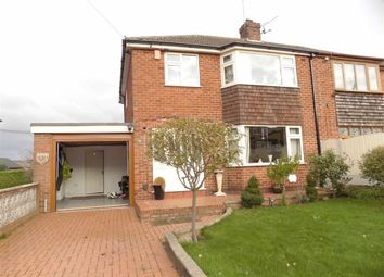 Thumbnail 3 bed semi-detached house for sale in Greenside Avenue, Stockton Brook, Staffordshire