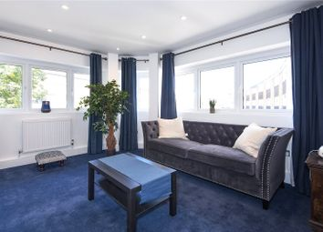 Thumbnail 2 bed flat for sale in Crockhamwell Road, Woodley, Reading, Berkshire