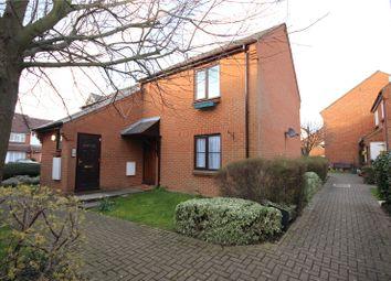 Thumbnail 1 bed flat for sale in St. Leonards Court, House Lane, Sandridge, St. Albans