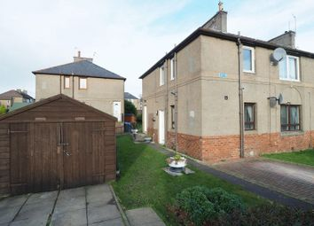 Thumbnail 2 bed flat for sale in Millgate, Winchburgh, Broxburn