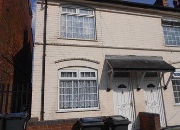 Thumbnail 3 bed semi-detached house for sale in Salisbury Road, Birmingham