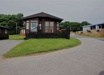 Thumbnail 2 bed lodge for sale in Lanteglos Road, Camelford