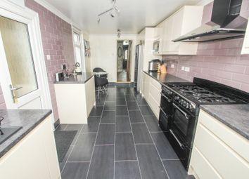 Thumbnail 3 bedroom terraced house for sale in Mornington Road, Leytonstone, London