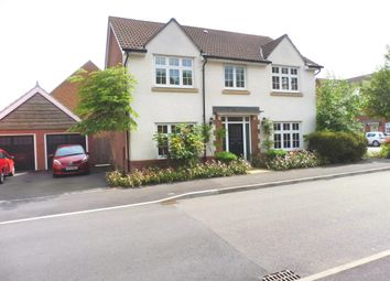 Thumbnail 4 bed detached house for sale in Rowan Drive, Devizes