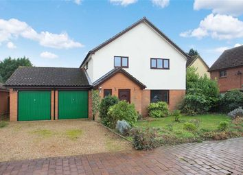 Thumbnail 4 bed detached house for sale in Broomfield Mews, Martlesham Heath, Ipswich