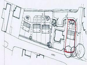 Thumbnail Land for sale in Adjacent Meigan House, (Frondeg) Blaenffos, Boncath, Pembrokeshire