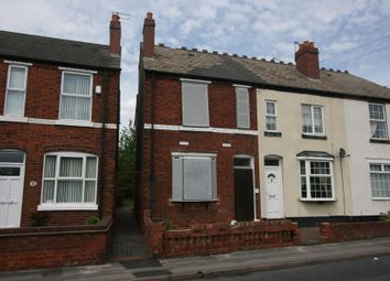 Thumbnail 2 bedroom end terrace house for sale in Gipsy Lane, Willenhall
