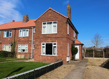 Thumbnail 2 bed flat for sale in Towndam Lane, Donington, Spalding