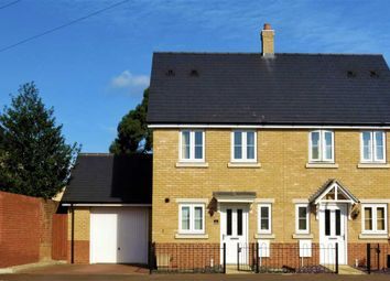 Thumbnail 2 bed semi-detached house for sale in Barside Terrace, Layer Road, Colchester