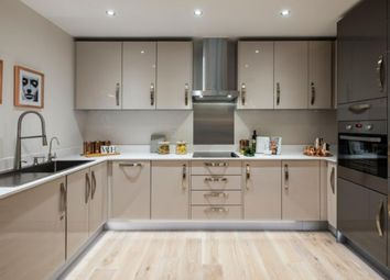 Thumbnail 1 bed property for sale in The Marquess Block, Langley Square, Dartford, Kent