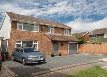 Thumbnail 5 bed detached house for sale in Rochester Close, Chichester