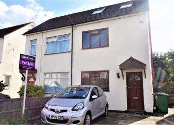 Thumbnail 3 bed semi-detached house for sale in Upper Farm Road, West Molesey
