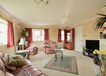 Thumbnail 2 bed mobile/park home for sale in Upton Glen, Ringstead