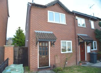 Thumbnail 2 bed end terrace house to rent in Hamer Street, Gloucester