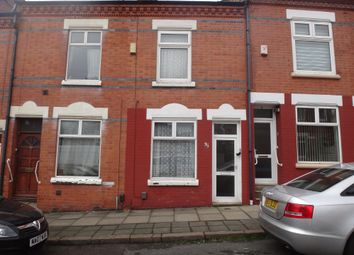 Thumbnail 3 bed terraced house for sale in Cork Street, Off East Park Road, Leicester