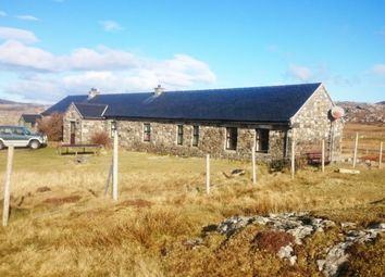 Thumbnail 4 bed detached bungalow for sale in Isle Of Coll, Argyll & Bute, Argyll