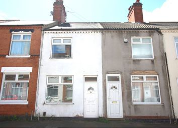 Thumbnail 2 bedroom terraced house for sale in Edward Street, Hinckley