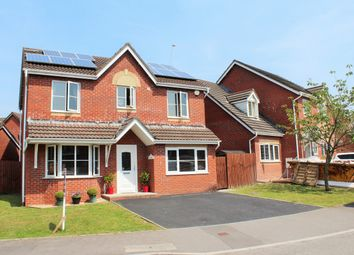 Thumbnail 4 bed detached house for sale in Llyn Tiroced, Tircoed Forest Village, Penllergaer