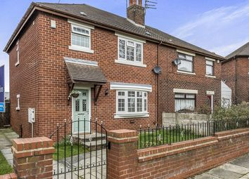 Thumbnail 3 bed semi-detached house for sale in Hardie Road, Huyton, Liverpool