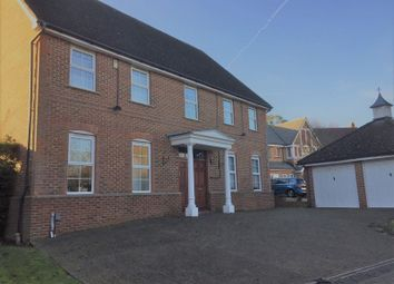 Thumbnail 5 bed detached house to rent in Rees Drive, Stanmore, Middlesex