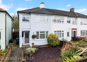 Thumbnail End terrace house for sale in Mount Road, Chessington