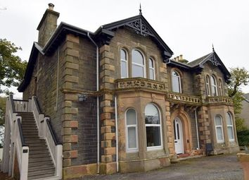 Thumbnail 5 bed town house for sale in Kirk House Upper Apartments, 33 Miller Avenue, Wick