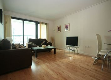 Thumbnail 1 bed flat for sale in South Quay Square, London