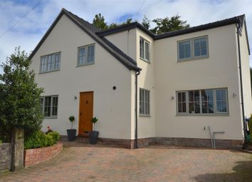Thumbnail 4 bed detached house for sale in Hulland Village, Ashbourne