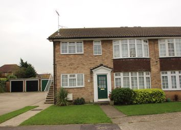 Thumbnail 2 bedroom flat to rent in Muirway, Benfleet, Essex
