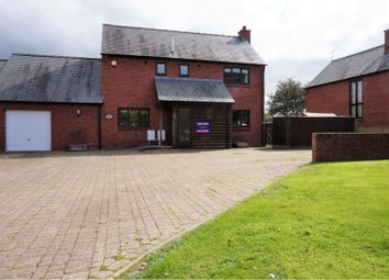 Thumbnail 3 bed link-detached house for sale in Kings Court, Presteigne