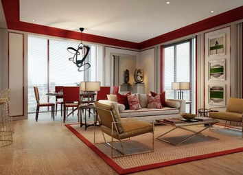 Thumbnail 3 bed flat for sale in Viaduct Gardens, Nine Elms, London