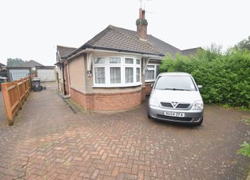 Thumbnail 2 bed semi-detached bungalow to rent in Laburnum Grove, Luton