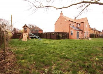 Thumbnail 3 bed detached house to rent in Queen Elizabeth Street, Wragby, Market Rasen