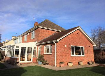 Thumbnail 3 bed semi-detached house for sale in Rectory Road, Norton Fitzwarren, Taunton
